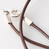 Brown leather strap 50 cm ( 19,69 inch )  +6.2€