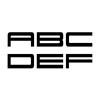 PORSCHE Font 2