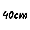 LENGTH 40 cm